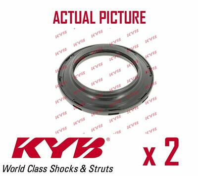 2 X NEW KYB FRONT AXLE TOP STRUT MOUNTING BEARING PAIR SET OE QUALITY MB1901 • 21.55£