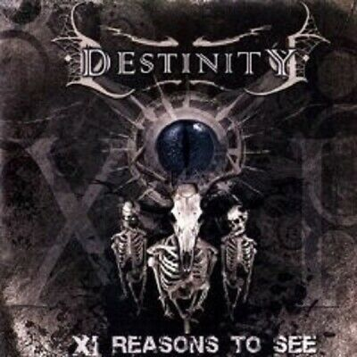 Destinity  Xi Reasons To See  Cd 11 Tracks New • 41.18£