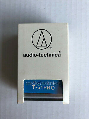Audio Technica T-61PRO Cartridge Stylus In Box New Old Stock • 87.48£