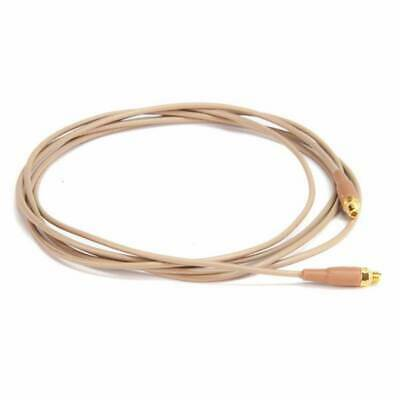 Rode Micon Cable, 1.2m Pink Micon Cable For Rode HS1, Pinmic And Lavalier • 35£
