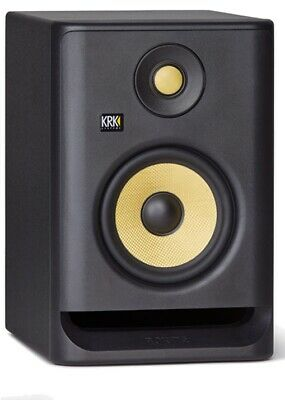 KRK Rokit 5 G4 Active Studio Monitor RP5G4 RP5 Speaker Generation 4 SINGLE • 142.64£