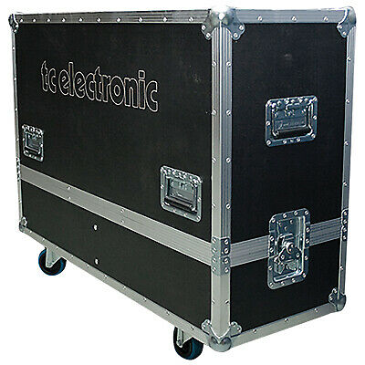 Tc Electronic Flight Case For The RS210 X2 • 675£