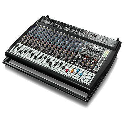 Behringer PMP6000 Europower Flatbed Mixer Amplifier • 478.50£