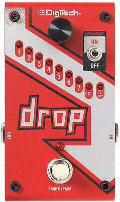 DigiTech Polyphonic Drop Tune Guitar Pedal - The Drop • 161.85£