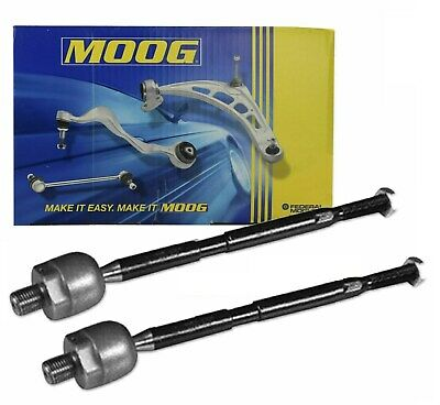 2 X Moog Inner Axle Track Tie Rod End Fits MINI R55 R56 R57 2006-2015 • 30.25£