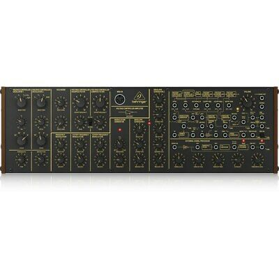 Behringer K-2 Analog And Semi-Modular Synthesizer With Dual VCOs, Ring Modulator • 277.64£
