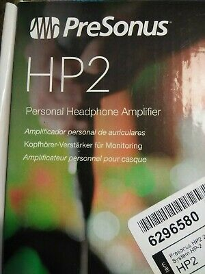 PreSonus HP2 Headphone Amplifier • 70.76£