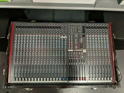 Allen & Heath ZED-428 4 Bus Mixer For Live Sound And Recording *CASE INCLUDED* • 1,048.30£