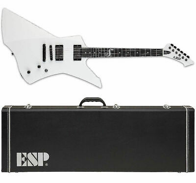 ESP LTD James Hetfield Snakebyte Snow White SW Electric Guitar + Case B-Stock • 760.25£