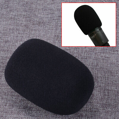 Windshield Microphone Sponge Foam Cover Fit For Audio Technica AT2020 Pop Filter • 6.12£