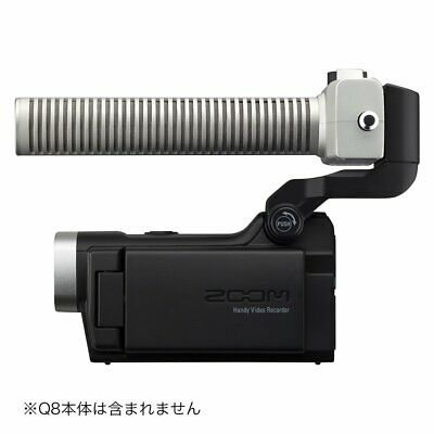 ZOOM Shotgun Microphone SGH-6 For H6 H5 Q8 Tracking Number NEW • 98.20£
