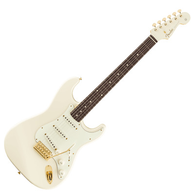 Limited Edition  Daybreak  Stratocaster - Rosewood Fingerboard - Olympic White • 949£