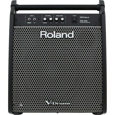 Roland PM-200 Personal Monitor Combo Amp For V-Drum Electronic Drums, 180 Watts • 404.72£