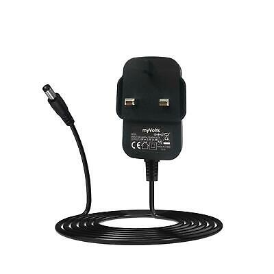 5V Behringer U-Phoria UMC404HD Audio Interface Replacement Power Supply • 9.99£