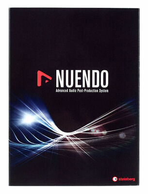 Nuendo 10 - Full Version - Genuine Steinberg License Serial Key - Fast Delivery! • 608.80£
