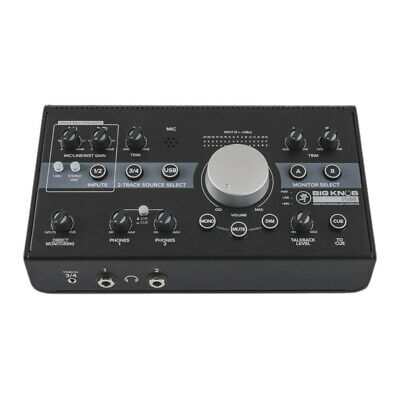Mackie Big Knob Studio Monitor Level Controller Interface • 165£