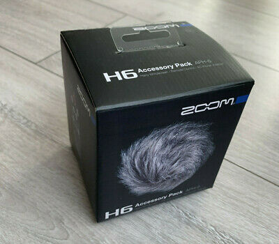 Zoom AP-H6 Accessory Pack For Zoom H6 • 43£