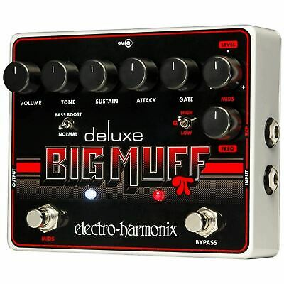 Electro Harmonix Deluxe Big Muff Guitar / Effects Pedal
