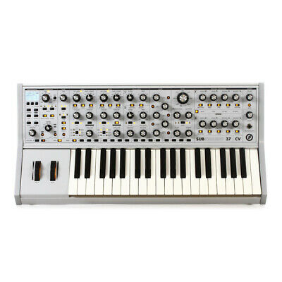 Moog Music Subsequent 37 CV Paraphonic Analogue Synthesizer - B-Stock • 1,709£
