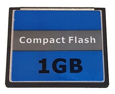 Roland Fantom X6 1gb Compact Flash Cf Memory Card Upgrade (pcmcia Not Included) • 9.95£