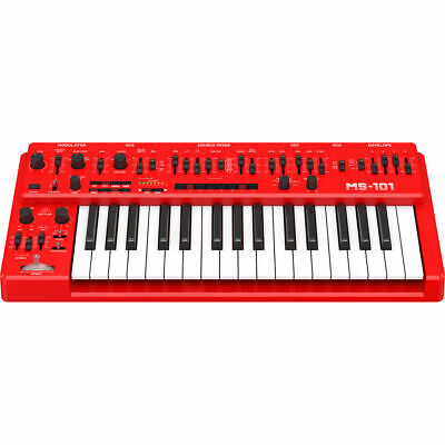 Behringer MS-1 Analog Synthesizer - Red , New! • 275.28£