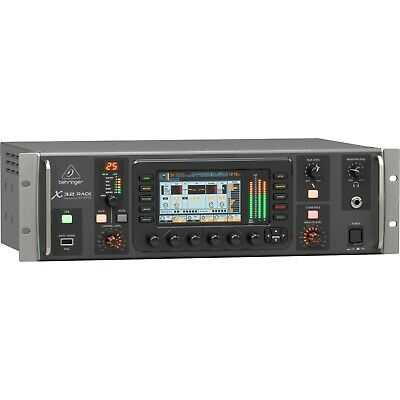 Behringer X32 Rack 40-Input 25-Bus Digital Rack Mixer • 885.67£