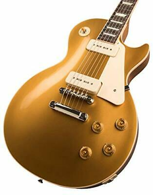 NEW Gibson USA/Les Paul Standard 50s P-90 Gold Top Electric Guitar • 2,027.95£
