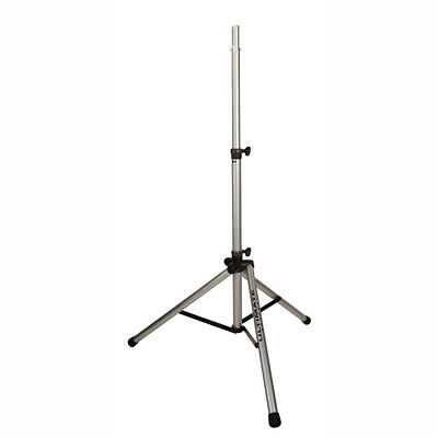 Ultimate Support TS-80S Silver Aluminum Speaker Stand W/ 150 Lb Load Capacity • 70.69£