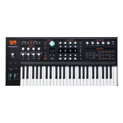 ASM Hydrasynth Polyphonic Virtual Analog Wave Morphing Synthesizer - Keyboard • 1,299£
