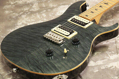 Paul Reed Smith Prs Se Custom 24 Roasted Maple Limited Gray Black Gn • 1,167.74£