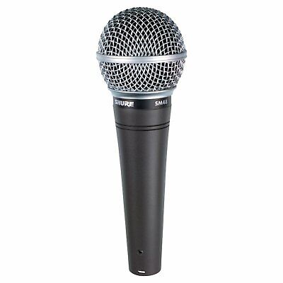 Shure Sm48-Lc Cardioid Dynamic Vocal Micro • 40.11£