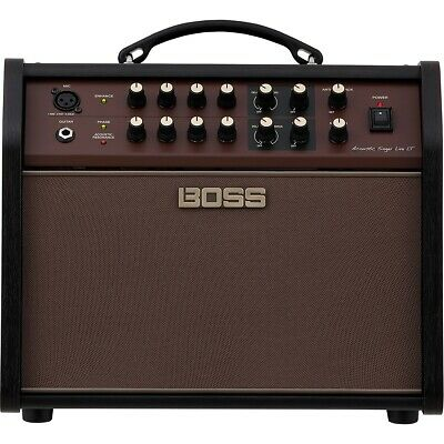 Boss ACS Acoustic Singer Live LT 60w Acoustic Guitar Amp Combo Amplifier, Mic In • 317.01£