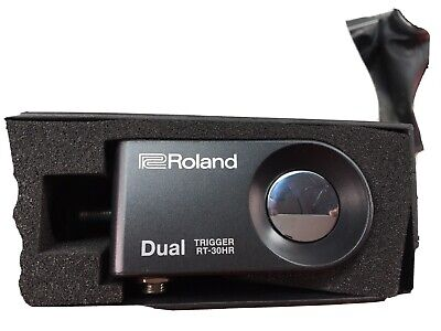 Roland RT-30HR Dual Acoustic Snare Drum Trigger • 45.33£