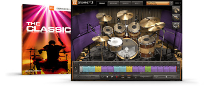 Toontrack The Classic EZX - EzDrummer 2 Expansion - Digital Delivery • 49.90£
