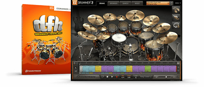 Toontrack Drumkit From Hell EZX - EzDrummer 2 Expansion - Digital Delivery • 49.90£