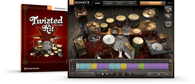 Toontrack Twisted EZX - EzDrummer 2 Expansion - Digital Delivery • 47.53£