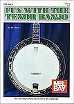 Fun With The Tenor Banjo By Mel Bay (1962, Paperback) • 8.51£