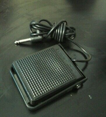 Casio SP-3  ~ Untested Sustain Pedal Compatible With All Keyboards ~  • 15£