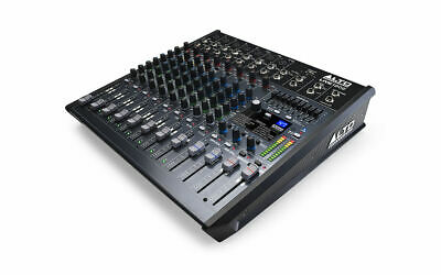 ALTO LIVE 1202 Band Mixer 12 Channel DSP Effects USB Professional Studio • 225£