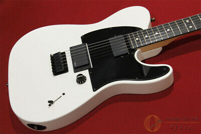 Fender Mexico Jim Root Telecaster Flat White 2016 • 909.04£