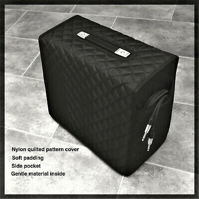 Nylon Quilted Pattern Cover For FRIEDMAN  Dirty Shirley 1x12 Not Mini Combo Amp • 34.02£