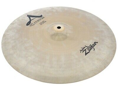 "Zildjian A Custom Crash Cymbal 15"" • 125£"