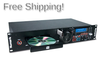 Numark MP103USB   Rackmount USB And CD Player With Dedicated Pitch And Master... • 222.43£