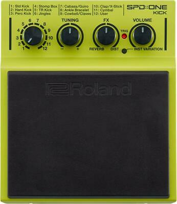 Roland SPD One Kick SPD-1K Percussion Drum Pad BRAND NEW Batteries Included • 134.23£
