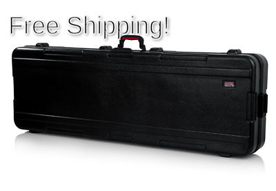 Gator Cases Molded Flight Case For 88-Note Keyboards With TSA Approved Lockin... • 408.34£