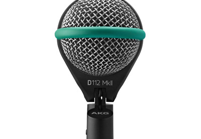 AKG Pro Audio D112 MKII Bass Drum Microphone • 182.32£