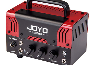JOYO BantamP Jackman Electric Guitar Amplifier Portable Mini Amp Head Tube AM... • 153.76£