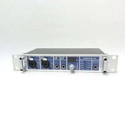 RME Fireface UC Audio Interface Working Properly Free Shipping (d2241 • 1,033.80£