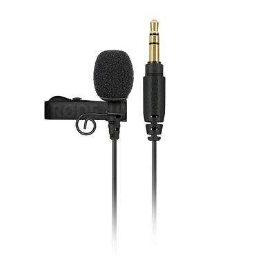 Rode Lavalier GO Professional-Grade Wearable Microphone • 59£