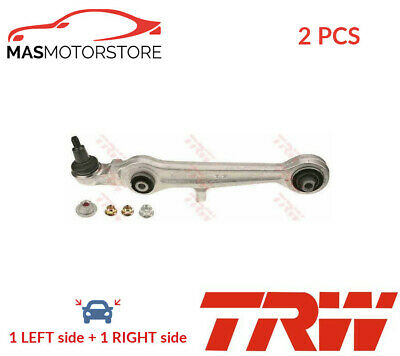 Lh Rh Track Control Arm Pair Lower Front Trw Jtc1279 2pcs G New Oe Replacement • 201.95£